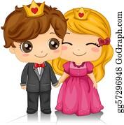 Queen - King And Queen Of Hearts