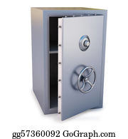 Bank-Vault - Safe