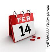 February - Feb 14