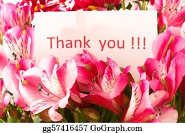 Appreciation - `thank You`