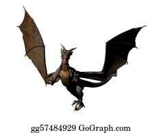 Legend - Dragon Attacking
