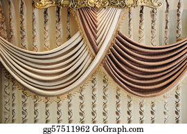 Stage-Curtain - Modern Curtain