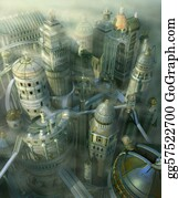 Legend - Fantasy City