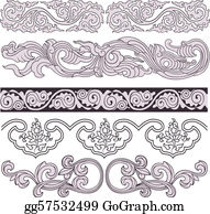 Classic-Victorian-Pattern - Classical Ornate Elements