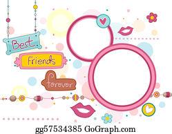 Best-Friends - Bff Frame