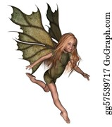 Fairy - Leaf Fairy Child