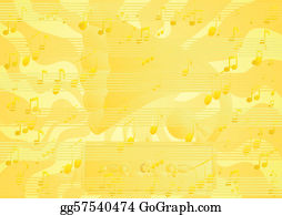 Musical-Notes - Gramophone And Musical Notes