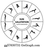 Meditative - Yoga-Sun-Salutation