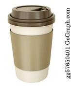 Lid - Coffee Cup