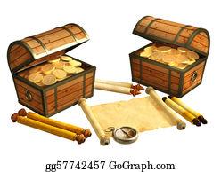 Treasure - Pirate Treasure