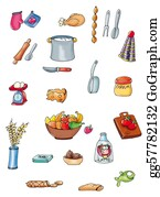 Utensils - Things To Cook