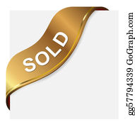 Vendor - Sold Label