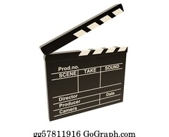 Movie-Production - Movie Clapper