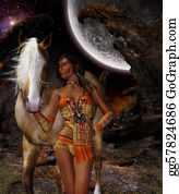 American-Indian - American Beauty
