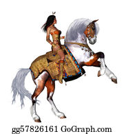 Apache - Native Girl
