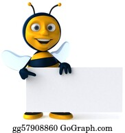 Stinging-Insect - Bee