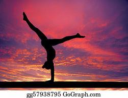 Gymnast - Gymnastics Sky
