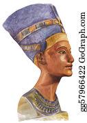 Pharaoh - Queen Nefertiti
