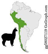 Alpaca - Alpaca Range Map