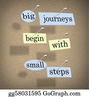 Tack - Big Journeys Begin With Small Steps