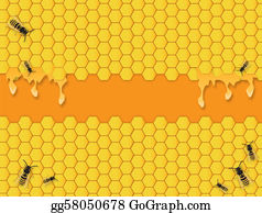 Bee-Hive - Bees Background