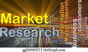 Conduction - Market Research Background Concept Glowing