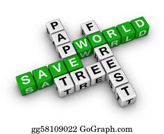 Recycle-Technology - Save Paper, Save World