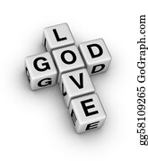 Prayer-Symbol - God Is Love