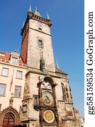 Astronomy - Prague - The Astronomical Clock