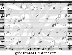 Sheet-Music - Musical Notes