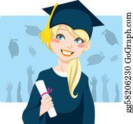 Graduation - Graduate Girl