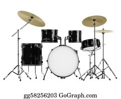 Drum-Set - Drum Kit