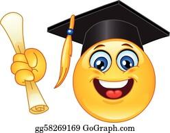 Graduation - Graduation Emoticon