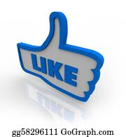 Dislikes - Thumb Up Symbol Icon For Like Review