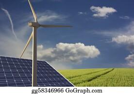 Solar-Panel - Renewable Energy