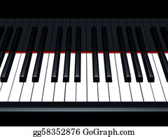 Music-Notes-On-Piano-Keyboard - Piano Notes