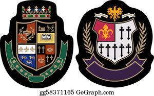 Royal-Lion - Royal Fashion College Badge
