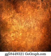 Wall-Background - A Cracked Rusty Metal Wall. Background For Design