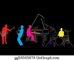 Perform - Stylized Jazz Band
