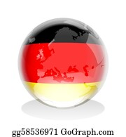 Globe-Flags - Sphere_germany