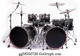 Drum-Set - Drums Kit