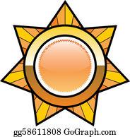 Badge - Golden Star Badge