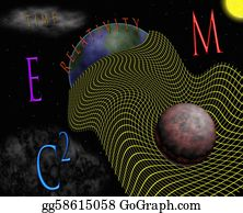 Gravity-Field - E=mc2