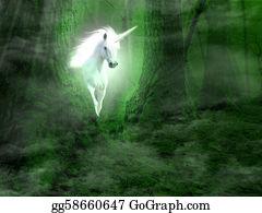 Forest - Unicorn