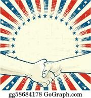 Labor-Union -  Labor Day Design With Worker%u2019s Han