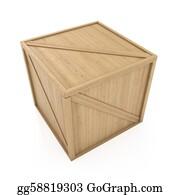 Lid - Wooden Box