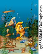 Plant-Life - Ocean Life