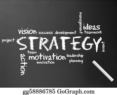 Strategy - Chalkboard - Strategy