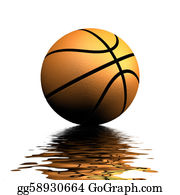 Basketball-Hoop - Basketball Reflections