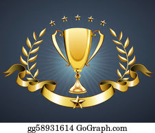Bowling-Trophy - Golden Trophy
